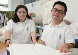 Buscan integrar a jóvenes con síndrome de Down a la vida laboral