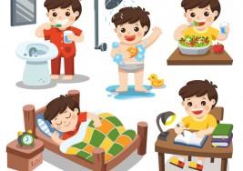 La rutina nunca ha sido tan necesaria para tus hijos; descubre el por qué