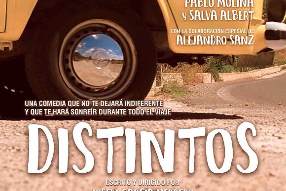El cortometraje 'Distintos', que cuenta con la participación de Alejandro Sanz, se estrenará en la SEMINCI
