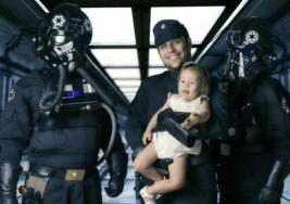 La fuerza de Star Wars acompaña a los jóvenes de Down Madrid en la edición 2018 de su calendario solidario