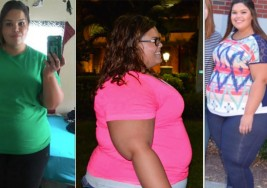 Chica obesa se deshace de 2 hábitos y pierde 80 kilos directamente, mira qué inspirador