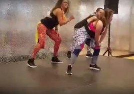 Conoce a la instructora de zumba con Síndrome de Down