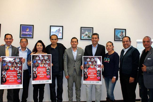 Designan ganadores del PED la Karateca de personas ciegas