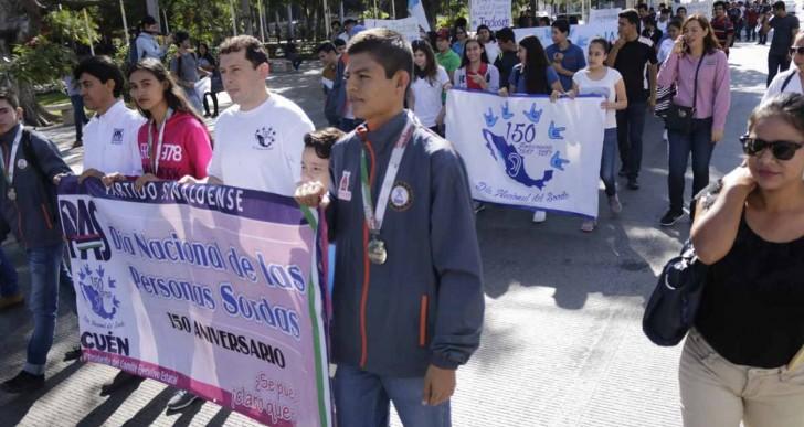 Nacen anualmente con sordera cerca de 200 niños en Sinaloa