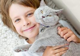 Si quieres prevenir el asma en tus hijos, deberías tener éste animal en tu hogar (y no es un perro)