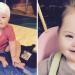 Pequeña sufría 40 convulsiones diarias, los padres cambiaron algo en su alimentación y volvió a sonreír