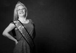 Una mujer con síndrome de Down participa por primera vez en Miss Minessota