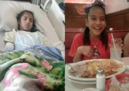 EU libera a niña mexicana con parálisis cerebral