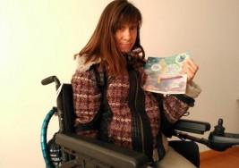 Psicóloga con parálisis cerebral escribe libro para ayudar a superar las dificultades