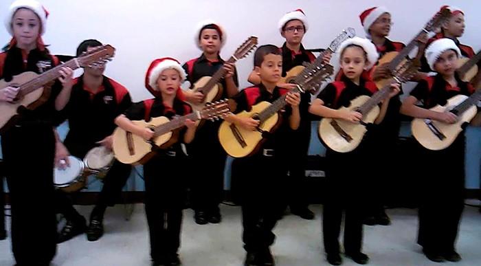 Nace en Reynosa, Tamaulipas, primera rondalla formada por niños ciegos