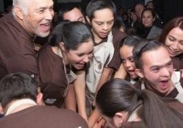 Personas con síndrome de Down atienden esta cafetería en Guadalajara