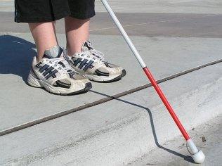 Clases de equilibrio para ciegos en La Florida