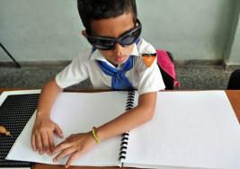La ceguera no es condena y la baja visión no se padece