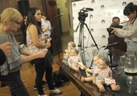 Crean muñeco con rasgos de Síndrome de Down