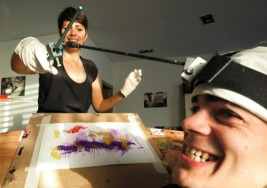 Lección de vida en Ceuta: un día con los artistas con parálisis cerebral del Programa de Ocio Inclusivo