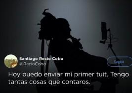 #TuitsaOjo: cómo Santi, con parálisis cerebral, consiguió tuitear con los ojos