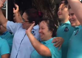 Video: Primera cafetería en Veracruz atendida por personas con Síndrome de Down