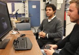Video: Así es la tecnología que le permite a las personas ciegas jugar a las carreras