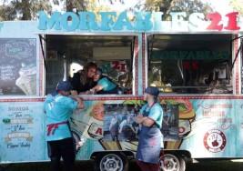 El food truck atendido por chicos con síndrome de Down
