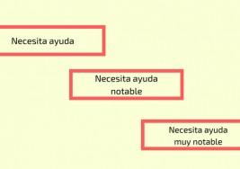 Los tres grados del trastorno del espectro del autismo