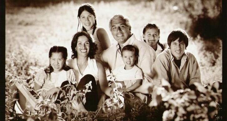 Tenían 7 hijos y adoptaron a otro más con síndrome de Down que cambió sus vidas