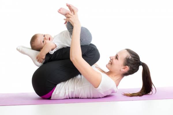 7 consejos para regresar a la rutina de ejercicios una vez que nació el bebé