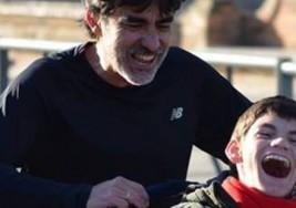 El escalofriante testimonio de un padre con hijo con parálisis cerebral