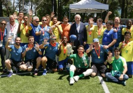 Brasil, campeona del Mundial de Fútbol para Ciegos 2018