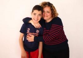 """""""Los médicos no daban un duro por mi hijo con parálisis cerebral; hoy anda"""""""