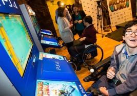 Los videojuegos pueden mejorar los movimientos de niños con parálisis cerebral