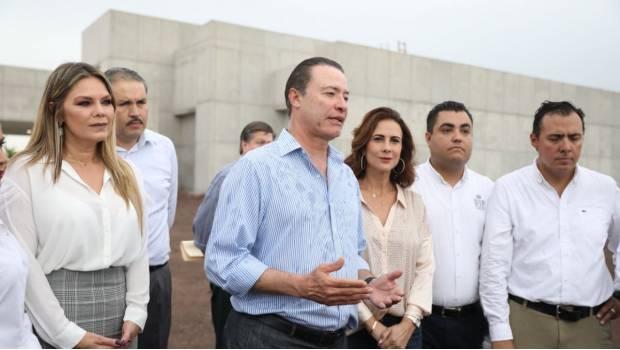 Supervisan avances de Centros de Autismo y Débiles Visuales en Sinaloa