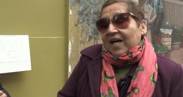 """En Chile, las personas ciegas ya pueden """"ver"""" el arte"""