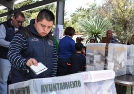 ¡Voto sin discriminación! Carlos nació con Síndrome de Down y acudió a sufragar por segunda ocasión