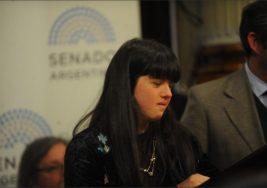Una joven con síndrome de Down habló en contra del aborto legal