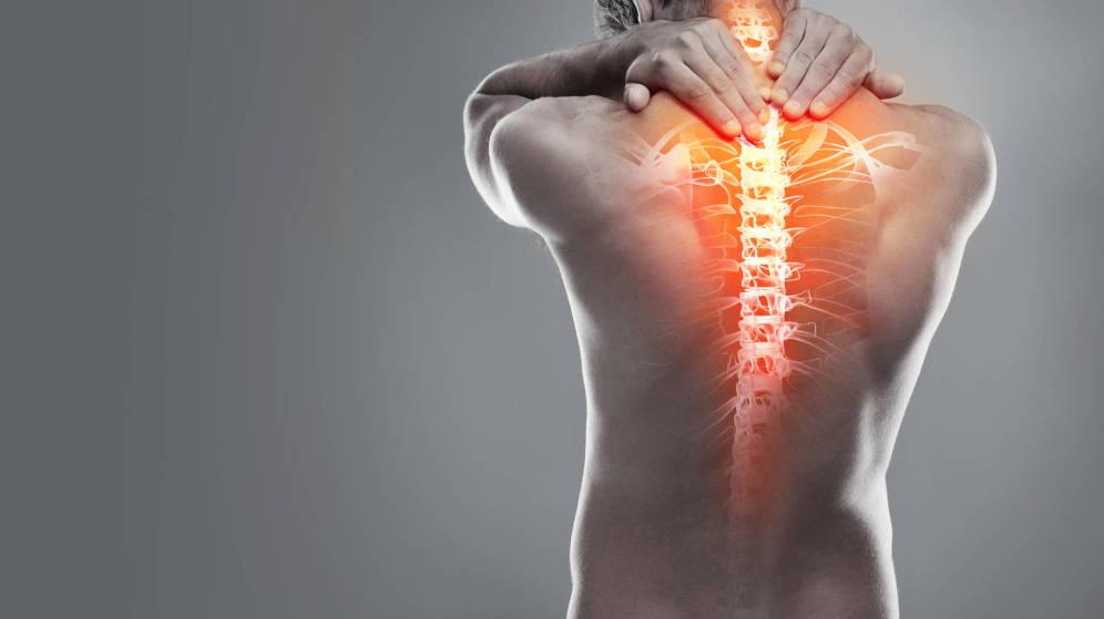 Dolor de espaldas