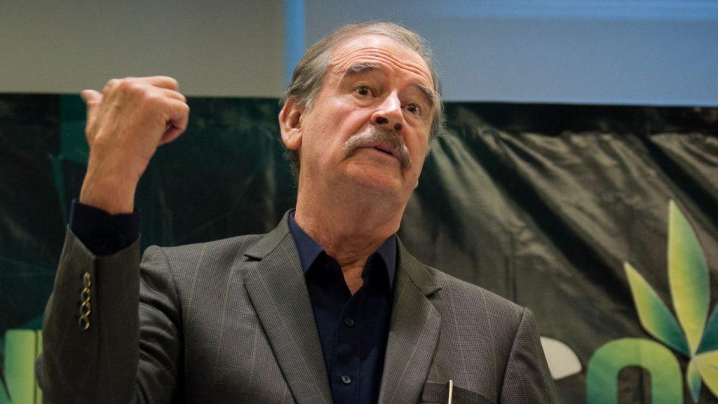 """Vicente Fox usa """"autista"""" para ofender a AMLO y le llueven críticas"""
