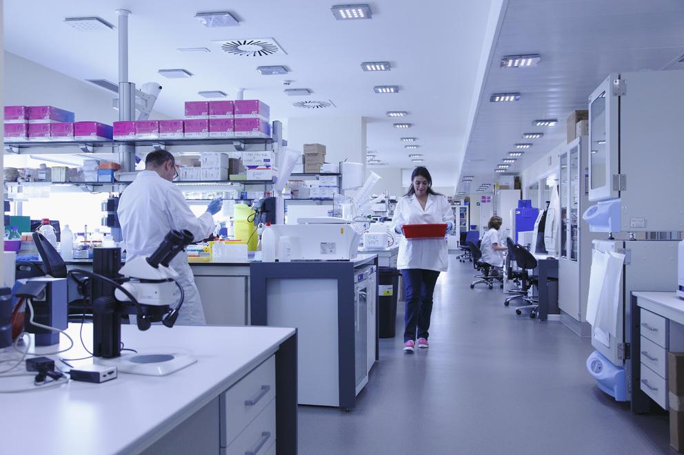 Una terapia con nanopartículas ofrece un potencial para el cáncer de mama agresivo