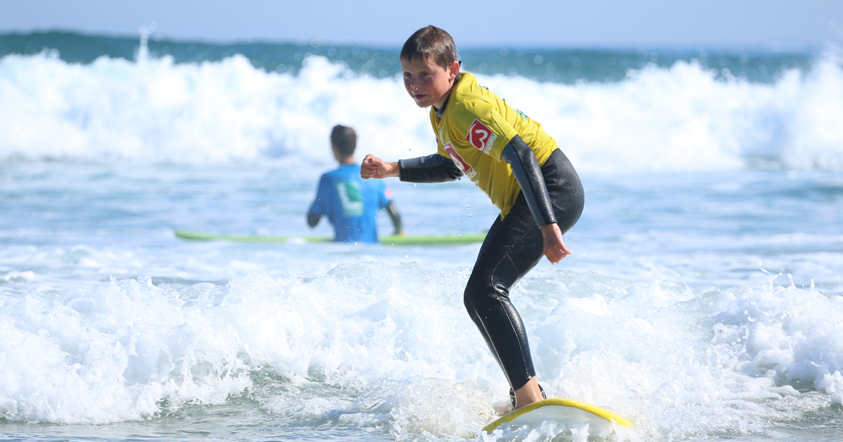 La última terapia contra el autismo… hacer surf – Todos Somos Uno