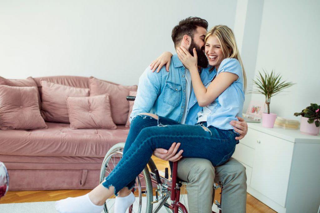 Sexo y discapacidad: los dos tabués de los que nadie quiere hablar