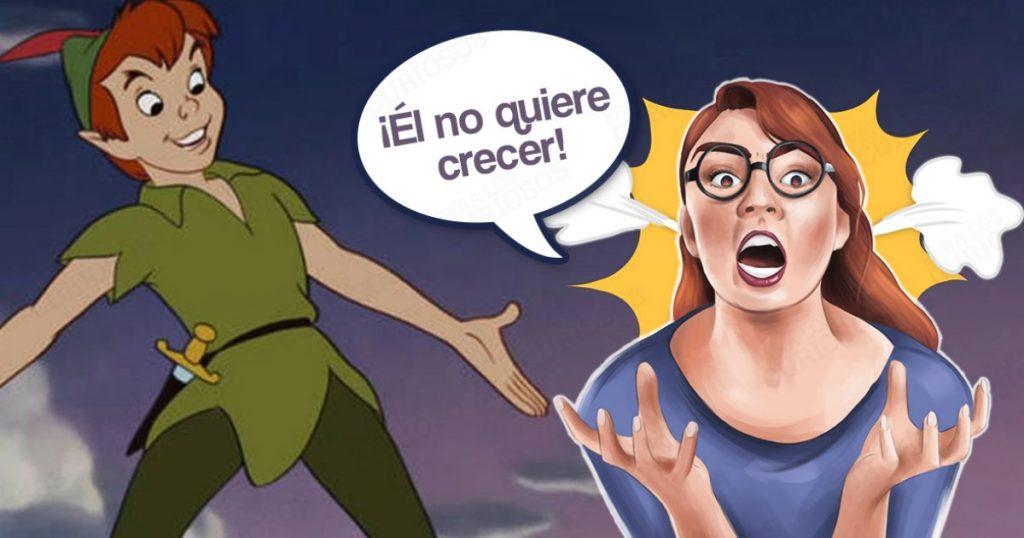 Cómo superar el síndrome de Peter Pan ¿una forma de depresión?