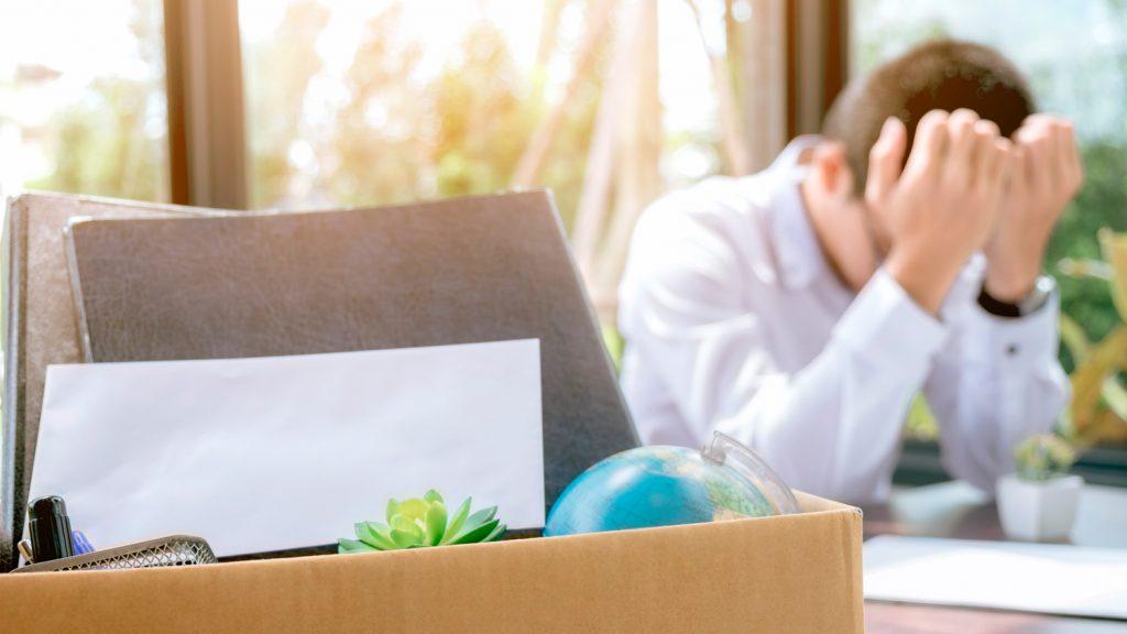 Cómo prepararte para perder el trabajo: pueden despedirte en cualquier momento