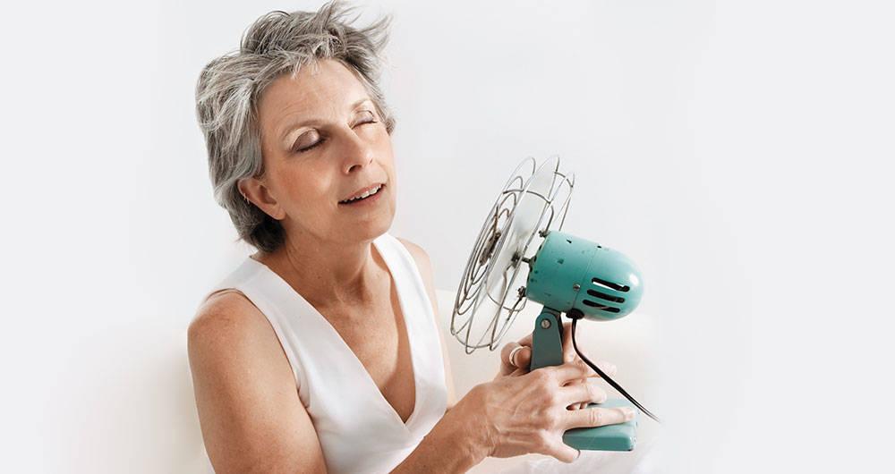La depresión afecta a siete de cada 10 mujeres durante la menopausia