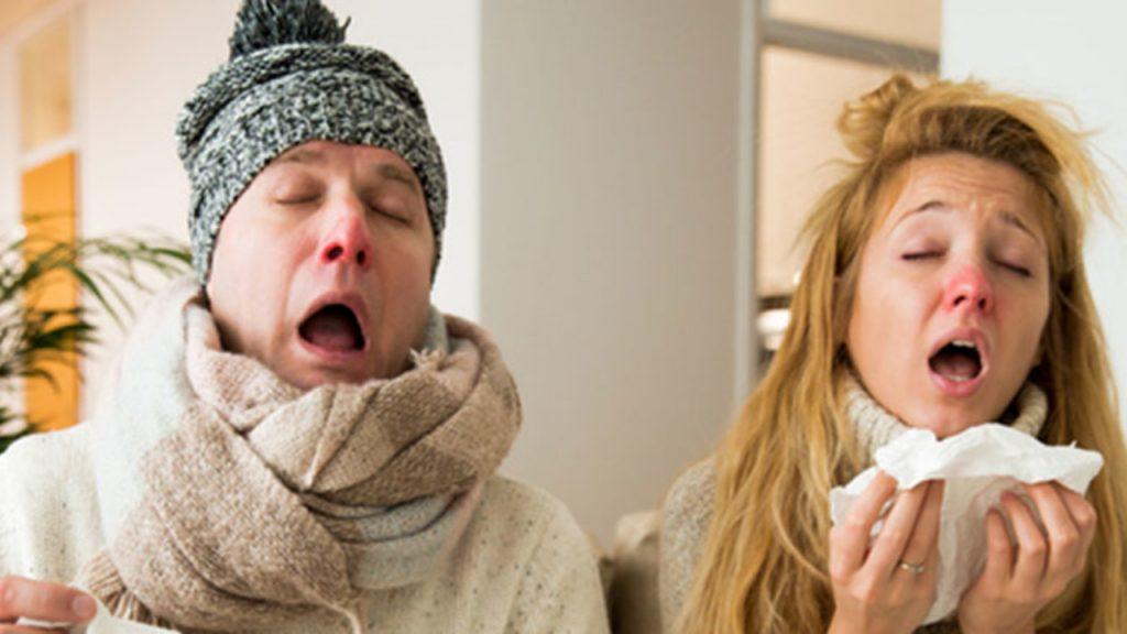 ¿Gripe o resfriado? Diferencias y cómo tratarlos