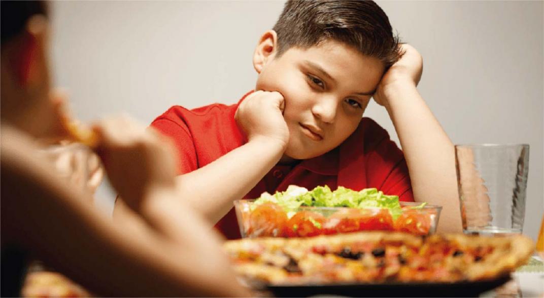 Pandemia agudiza la obesidad infantil