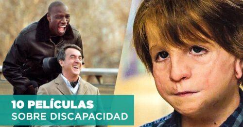 10 películas sobre discapacidad para superar barreras