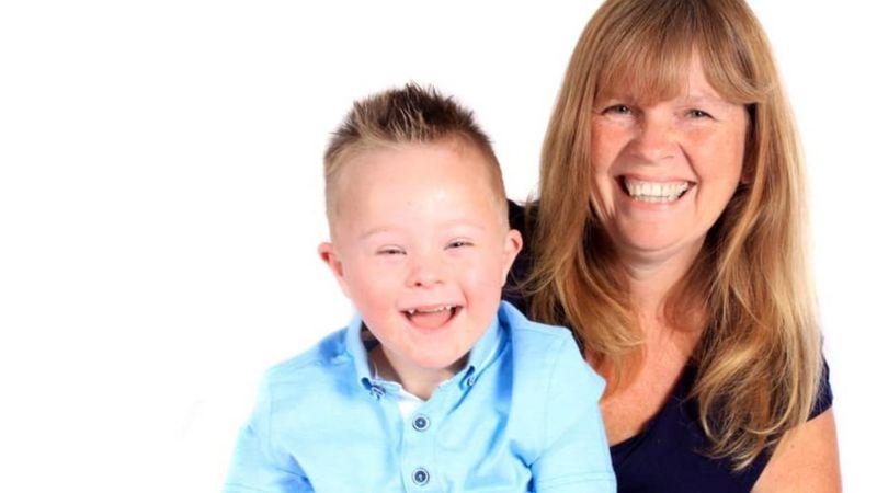 """Síndrome de Down: """"Nos ofrecieron 15 veces abortar a nuestro bebé"""