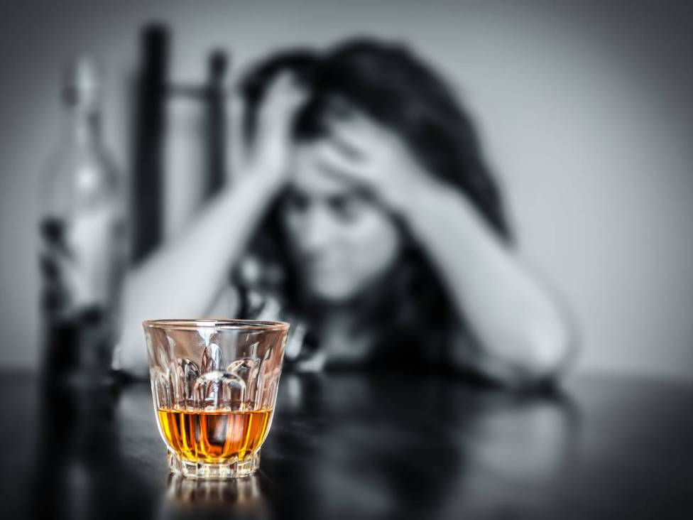 Alcoholismo y depresión, comorbilidades comunes en México