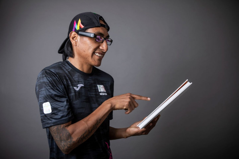 Alejandro Pacheco, de cantante del metro a medallista mexicano en los paralímpicos