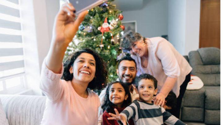 Recomendaciones para reunirte en Navidad y año nuevo