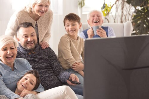 Año nuevo: series y películas para recibir el 2021